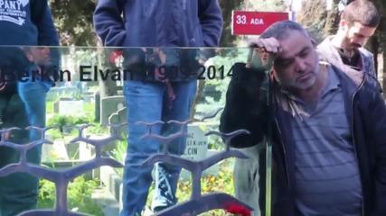Turkey: Thousands commemorate 15yo Gezi victim Berkin Elvan