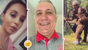 И това му отива: Христо Стоичков - супер дядо! Учи внучката си Миа на риболов
