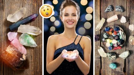 Полускъпоценните камъни лекуват! За какво са полезни най-популярните от тях?