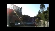 Трикче в баскетбола скачане в басейн