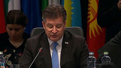 Slovakia: 26th OSCE Ministerial Council kicks off in Bratislava