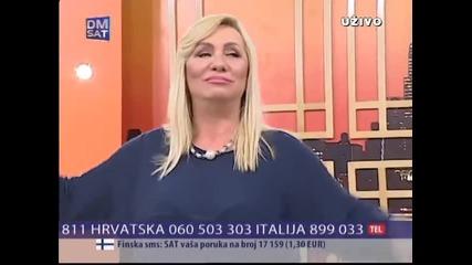 Vesna Zmijanac - Dok je mene bice njega - Utorkom u 8 - (DM SAT 2015)