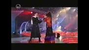 Nini Badurashvili & Zaza Iakashvili - Очи Чорние