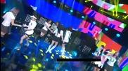 She'z - U U @ Music Core (06.10.2012)