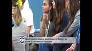 Палестинско момиче, разплакано от Меркел, ще остане за постоянно в Германия