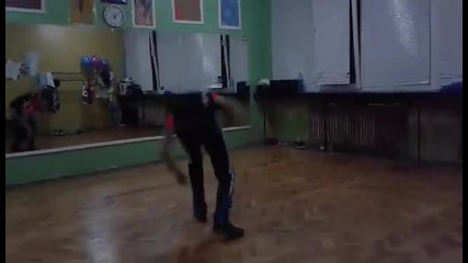 Butterfly kick ( trenirovka )