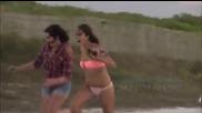 Змия на плажа - Много смях