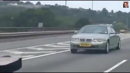 На бас че не сте виждали такава кола