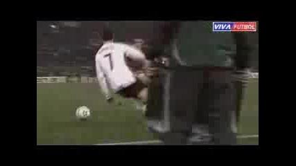 Cristiano Ronaldo Skills By Alarazboy