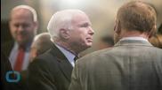 John McCain: Donald Trump Owes Vets an Apology, Not Me
