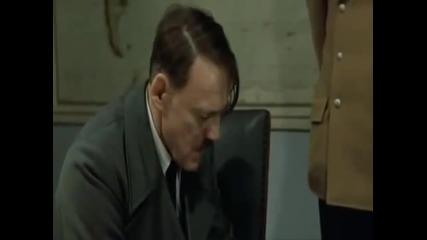 Хитлер научава истината