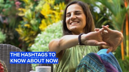 #Trending: You might wanna know about these hashtags...