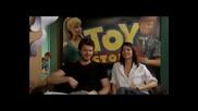 Kivanc Tatlitug I Beren Saat- Toy Story 3 / Behlul I Bihter