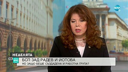 Вицепрезидентът : ГЕРБ се страхува най-много от служебно правителство