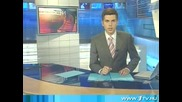 Взрив  по  време  на ТV  - Репортаж в Ингушетия