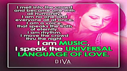 Eddie Amador & DIVA Vocal - I Am Music (Original Radio Mix)