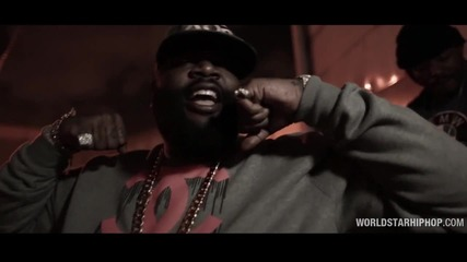 New » Rick Ross Ft. Young Breed - My Hittas #mmgmix#