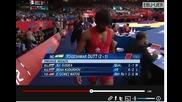 2012 Olympic Games- Freestyle Wrestling, Repechage 60 kg,y. Dutt (ind) vs E. Poorjouybar (iri)
