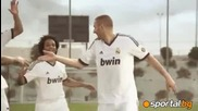 Ето го екип на Реал (мадрид)