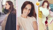 Бременна и сияеща: Радина Кърджилова съобщи много радостна новина