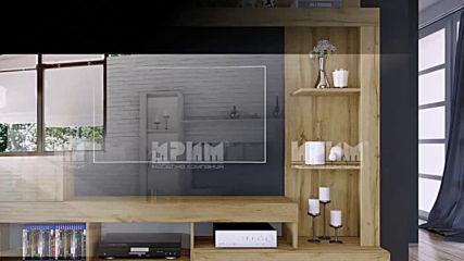 Български мебели за хол - www.mebelrum.com