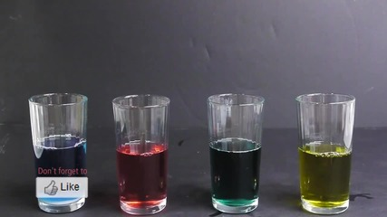 Научни Сряди: Сменящи си цвета химикали