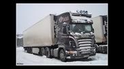 Scania R500 V8 Power