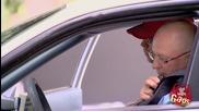 Скрита Камера - Седалката В Полицейската Кола