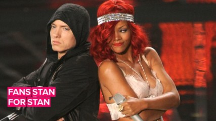 Fans defend Eminem after controversial Rihanna rap leaks