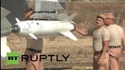 Сирия: Руските джетове Сухой са готови за атака