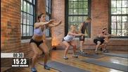Тренировка за отслабване и тонизиране на мускулите. Сваляне на килограми- крака и коремни мускули