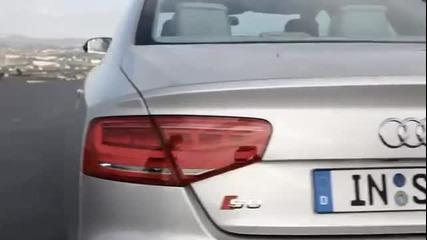 Ауди S8 2012-promo Video-невероятен Автомобил!