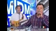 Halid Beslic - Zlatne strune - (Live) - Sto Da Ne Show - (TV DM)