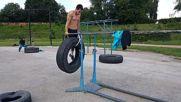 Тренирай навсякъде - мотивация