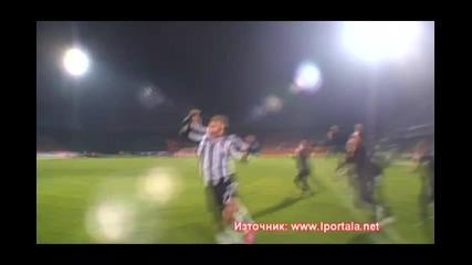 Уникалните Фенове на Локомотив Пловдив През 2012г.