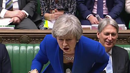 UK: Corbyn appears to call May 'stupid woman' in Parliament
