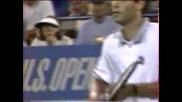 US Open 1996 Сампрас - Коретя - тайбрек | Част 2/2