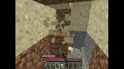 minecraft deeper survival ep.5 - диаманти!!!