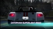 Caterham R500 Superlight - Need for Speed World_s 150th Car