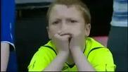 Manchester United - Everton Дузпи (2:4) 19.04.2009 Отпадането на United oт Fa Cup