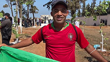 Algeria: Fmr pres Bouteflika laid to rest in Alia cemetery in Algiers