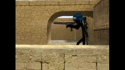 Counter Strike - Gun