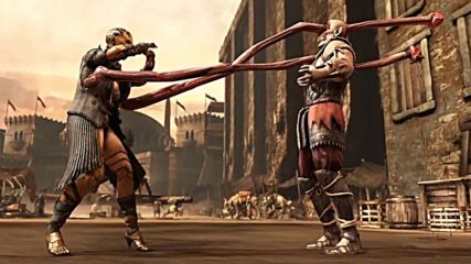 Mortal Kombat X Епизод 9