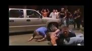 Wwe Smackdown 2003 John Cena Vs Eddie Guerrero Latino Heat Parking Lot Brawl Match