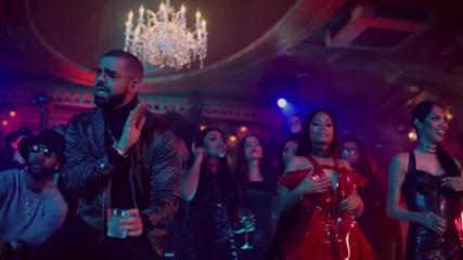 Nicki Minaj ft. Drake & Lil Wayne - No Frauds ( Official Video - 2017 )