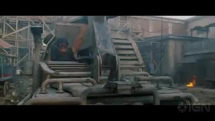 Непобедимите 2 - Трейлър - Сниман в България!