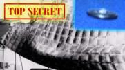 Разсекретените документи на извънземните отломки в Саскачеван, Канада