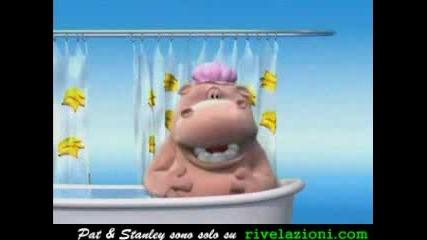 Pixar - Хипопотамчето Във Ваната