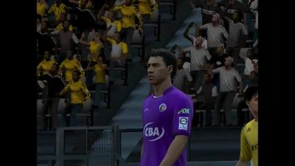 Fifa13 manager mode Botev Plovdiv S1 Ep1
