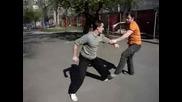 Xuangui shaolin exercise